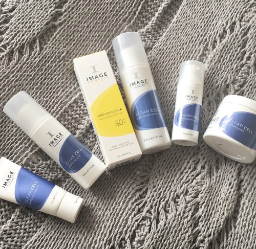 Image skincare- clear cell