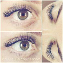 Nouveau individual lashes